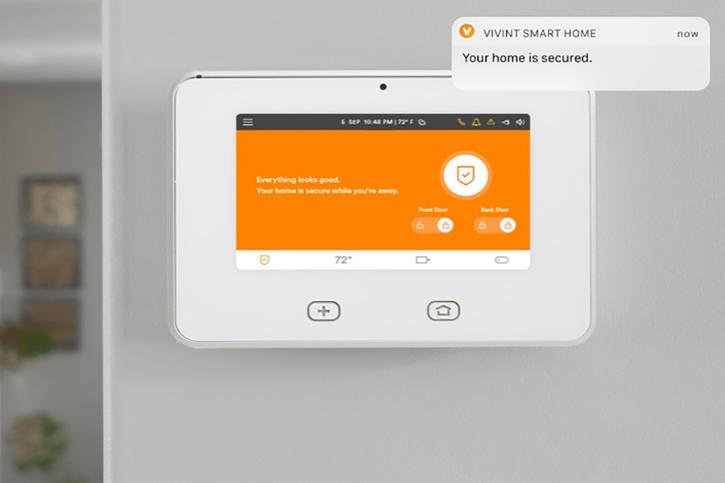 Vivint All-In-One Security Systems